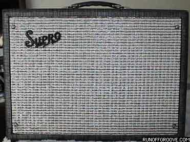 The Supro 16T with Tremolo!